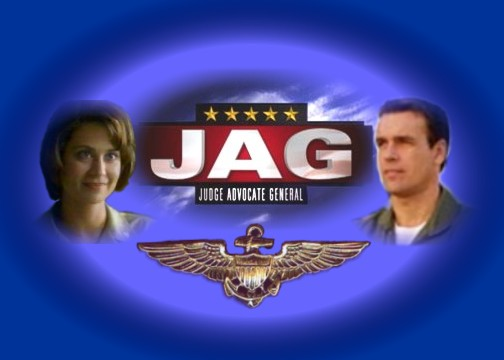 JAG Revisited Pt 01 - Celebrities Fan Fiction